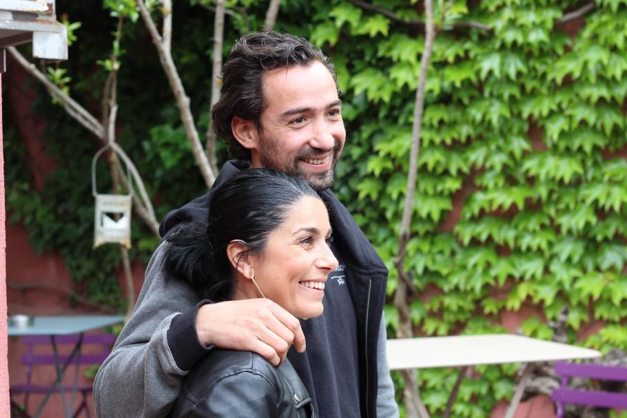 Fanny et Pierre Augé