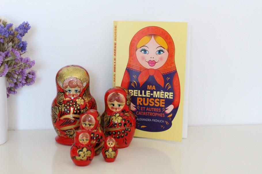 Ma belle-mère russe et autres catastrophes (concours inside)