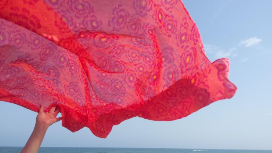 Les foulards et paréos d'Agathe