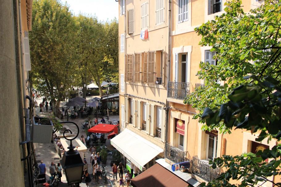 Aix en Provence à l'Hôtel de France