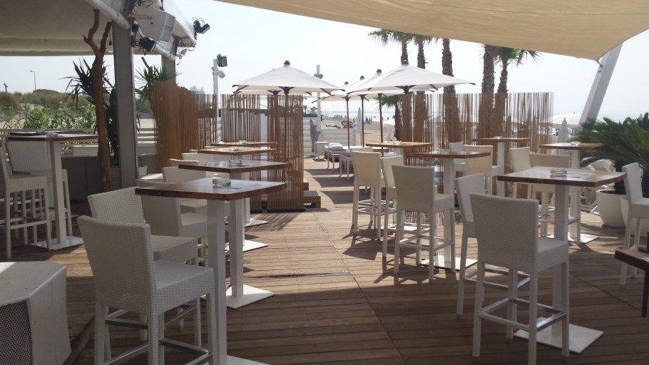 restaurant bord de mer montpellier