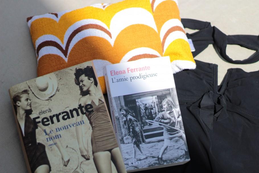 L'amie prodigieuse, Le nouveau nom – Elena Ferrante