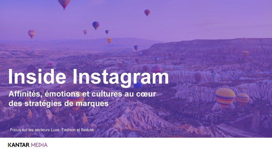 Instagram Kantar Media