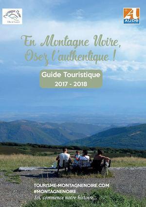guide touristique de la Montagne Noire