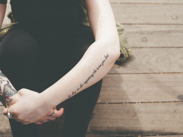 Tattoo tabou