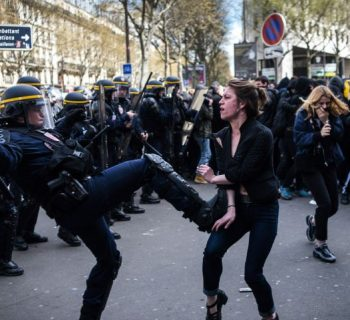 violence-manifestations-loi-travail