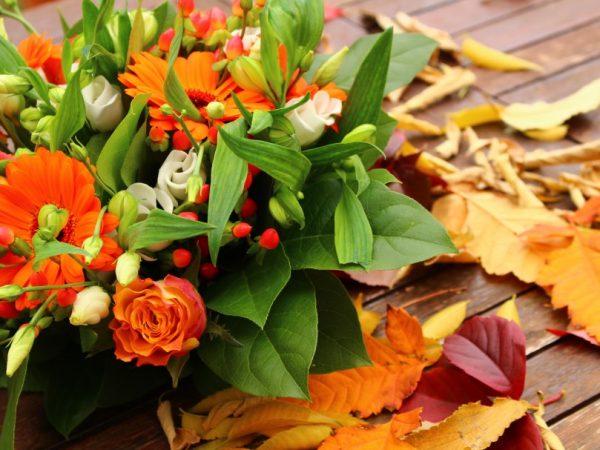 Parce que les fleurs dans une maison, c'est joli