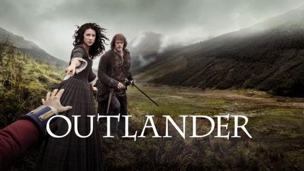 Outlander la série le roman