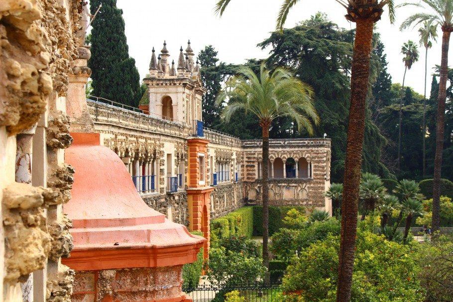 jardins seville