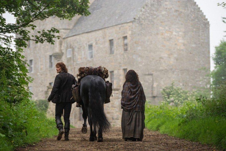 Lallybroch Outlander 2