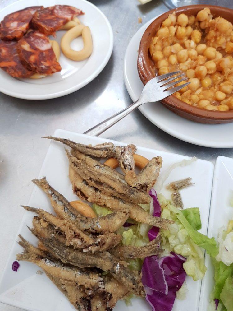 restaurant seville