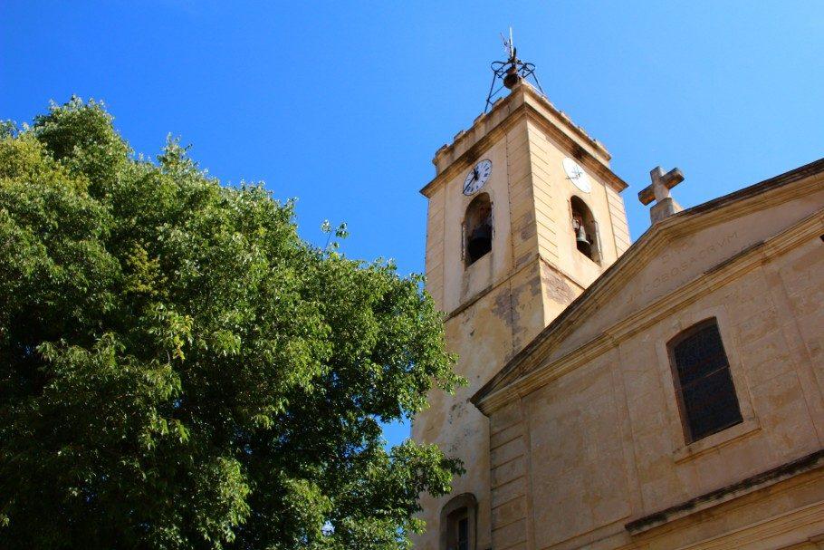 église bouzigues