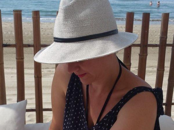 chapeau pour voyager