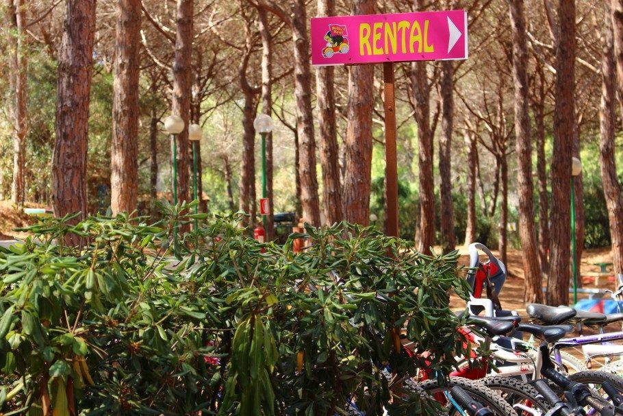 location de vélos bella sardinia