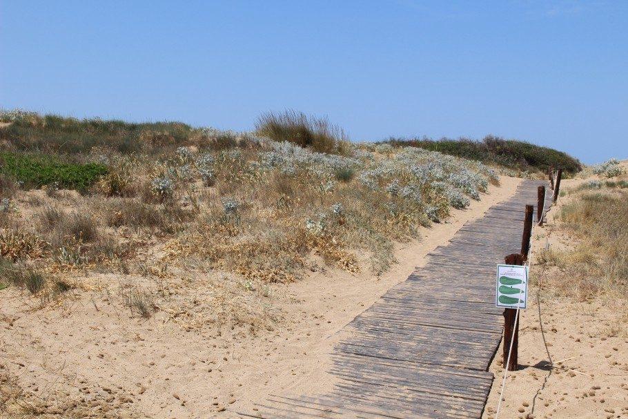 accès plage bella sardinia