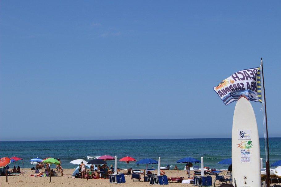 plage privée bella sardinia