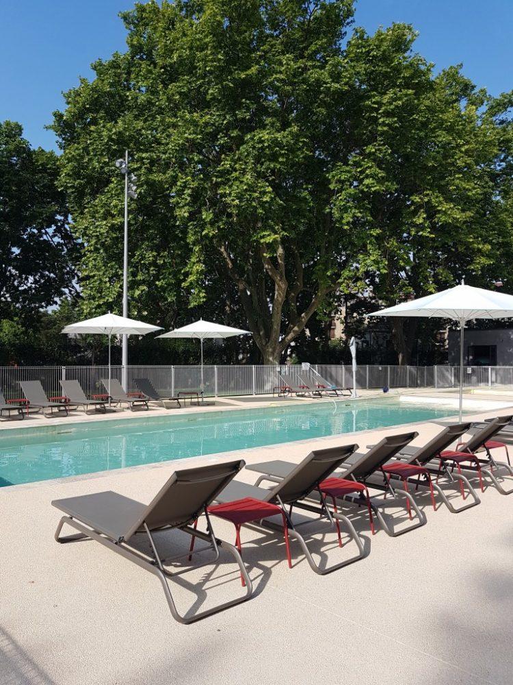 piscine village clubs soleil
