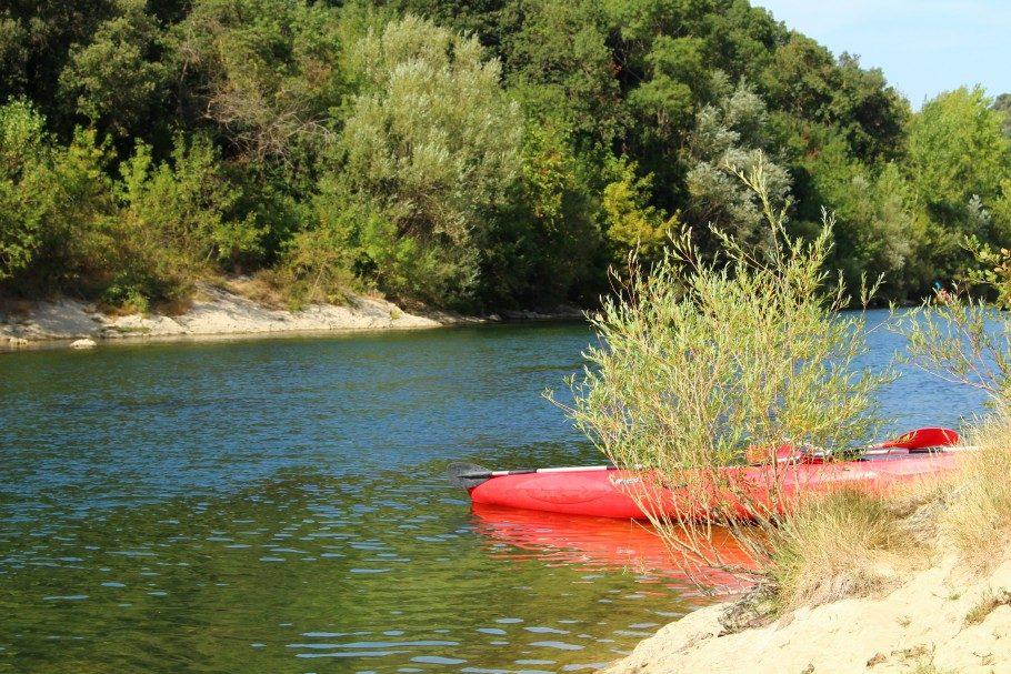 balade rivière hérault