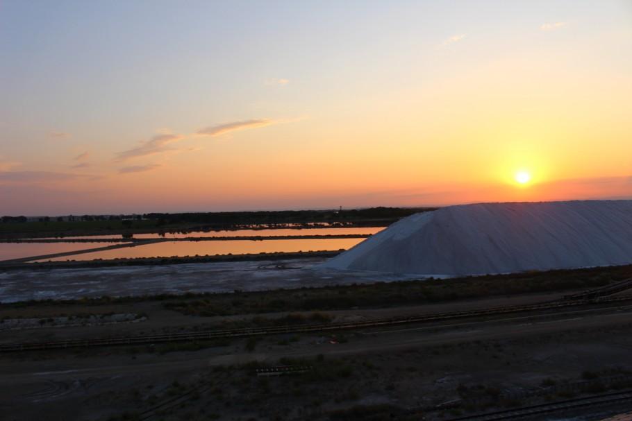 #EnFranceAussi : du rose pour tout horizon aux salins d'Aigues-Mortes