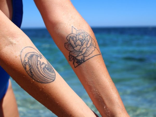 tatouage avant-bras fille