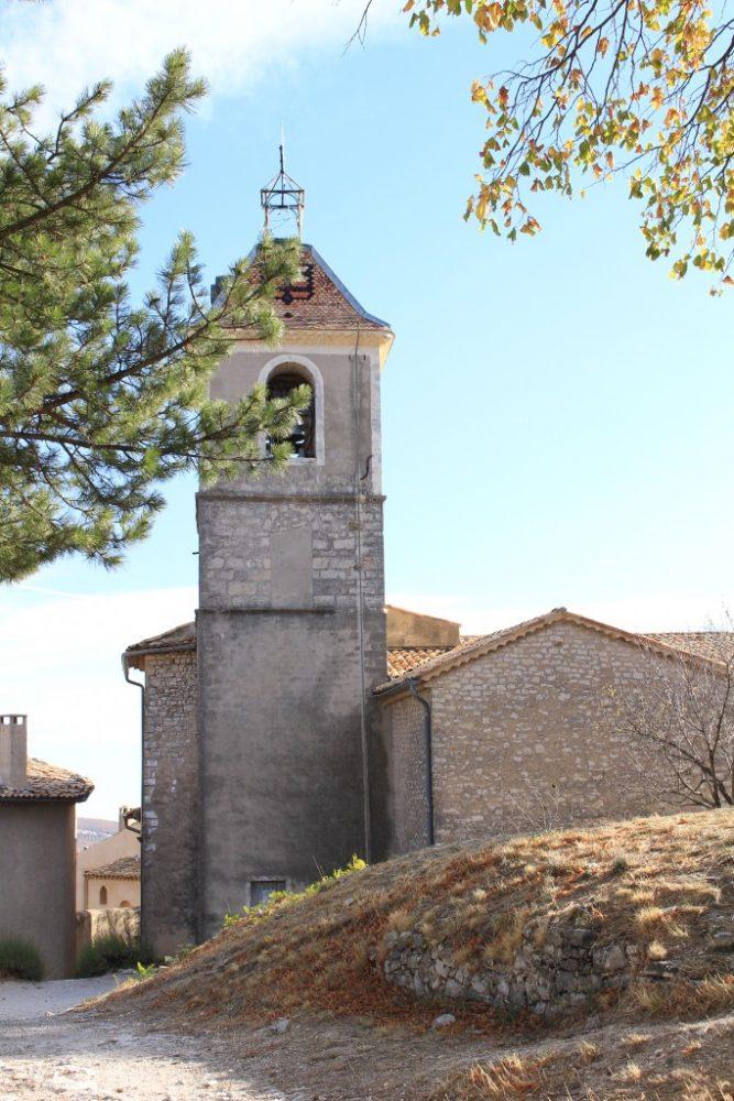église-banon