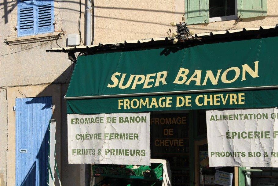 banon fromage