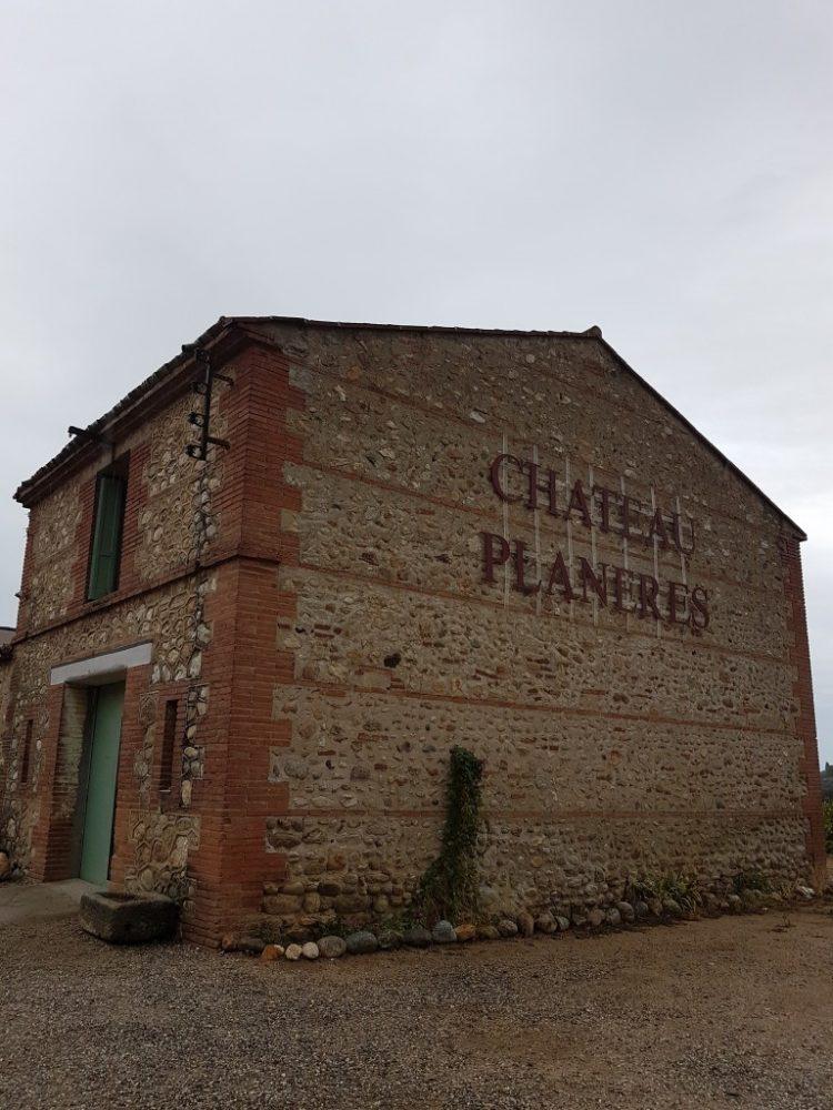 chateau planeres roussillon