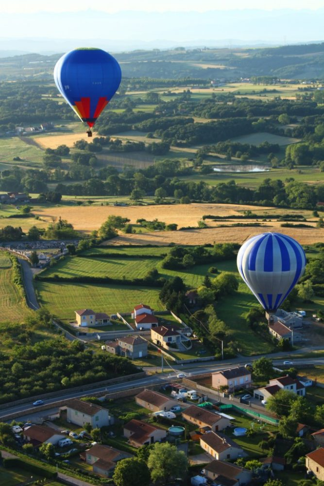 fête annonay montgolfiere