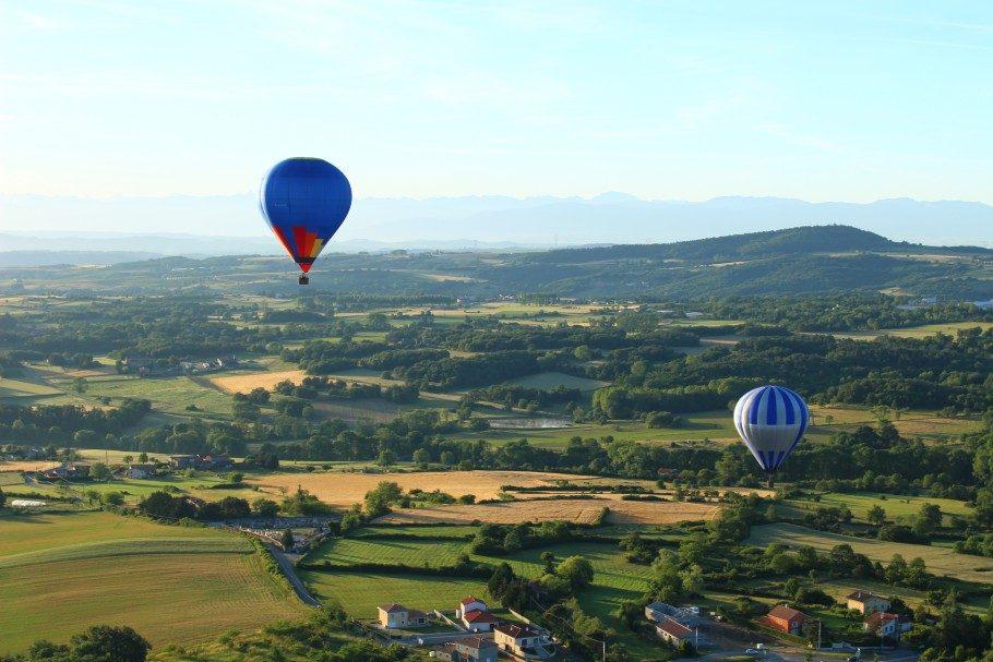 fête montgolfiere annonay