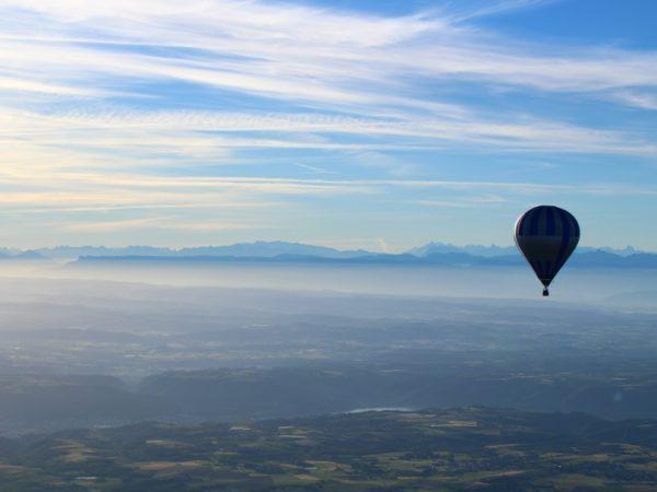 Baptême de montgolfière en Ardèche : un rêve éveillé !