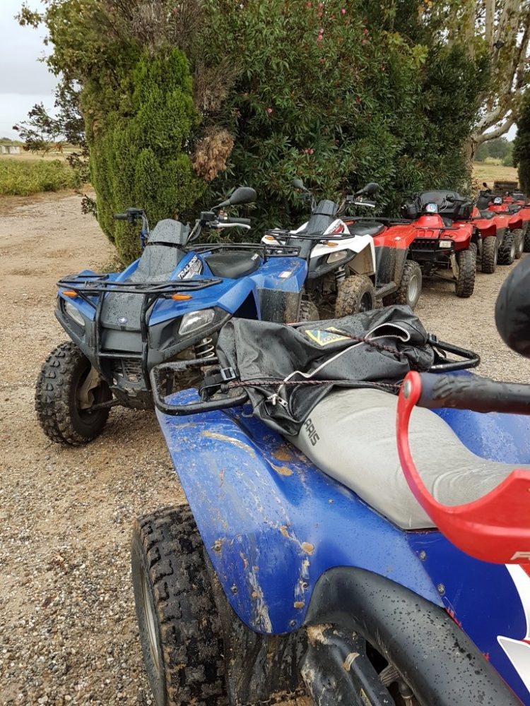 quad roussillon