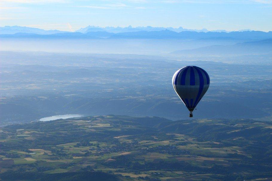 tarif vol montgolfiere