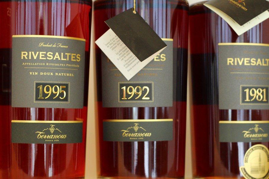 vins roussillon