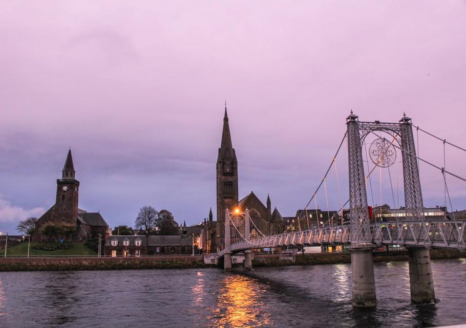 3 jours à inverness