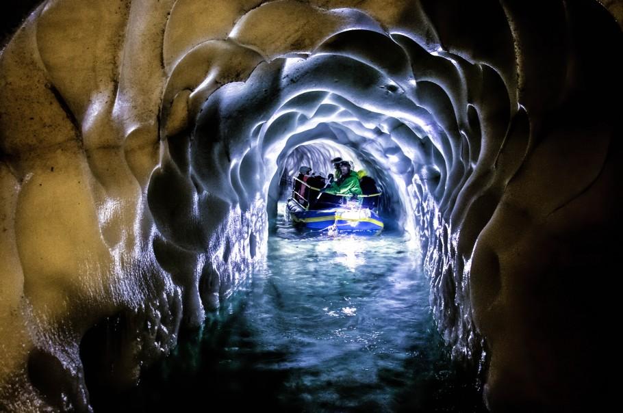 grotte Hintertux