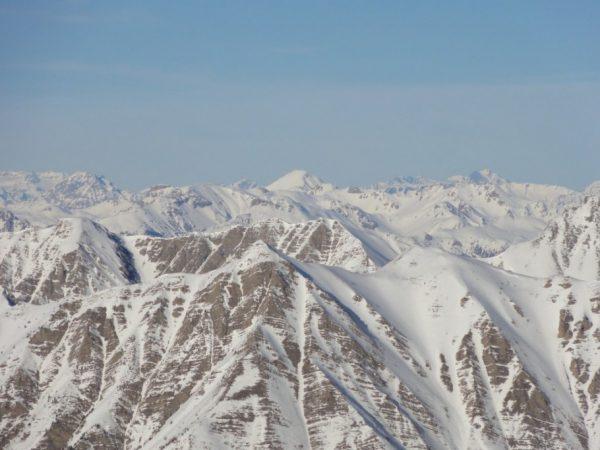 les plus beaux endroits ou skier et randonner en raquette