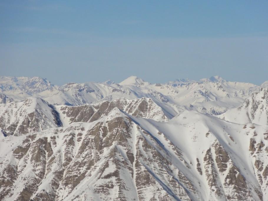 Les plus beaux endroits pour skier ou randonner en raquette !