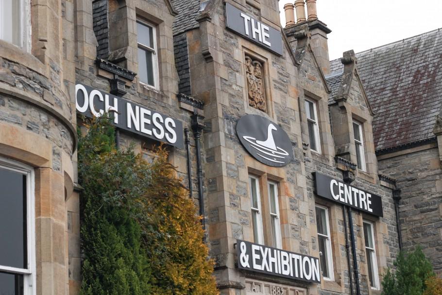 visiter musée loch ness