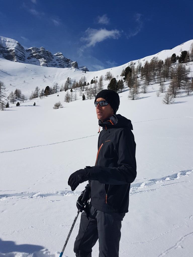 guide montagne Vars