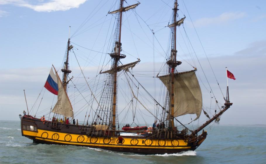 bateau le shtandart