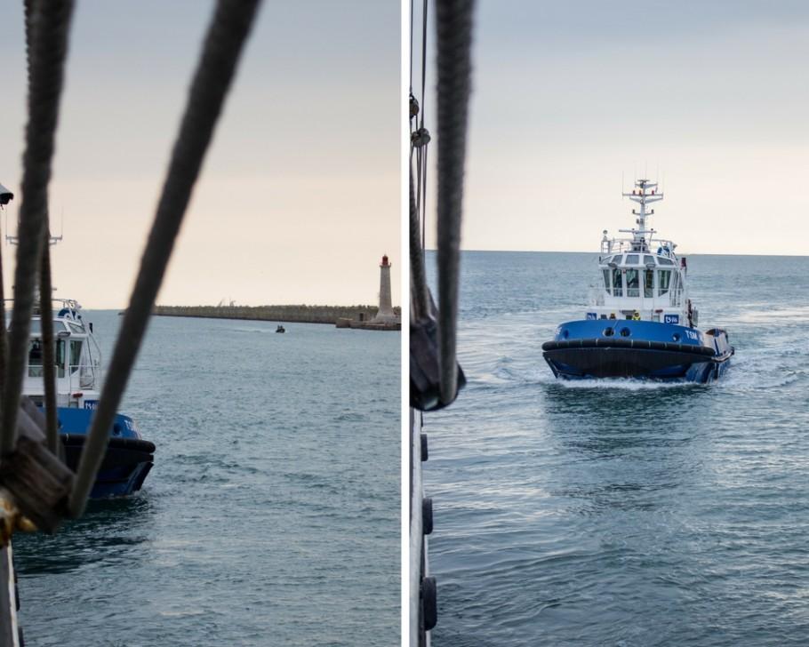 croisière sur un voilier