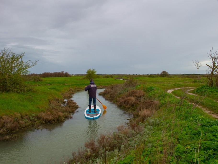 paddle marais oleron