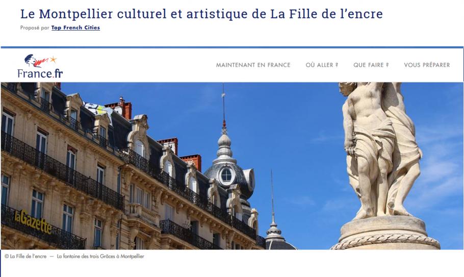 Montpellier culturel et artistique