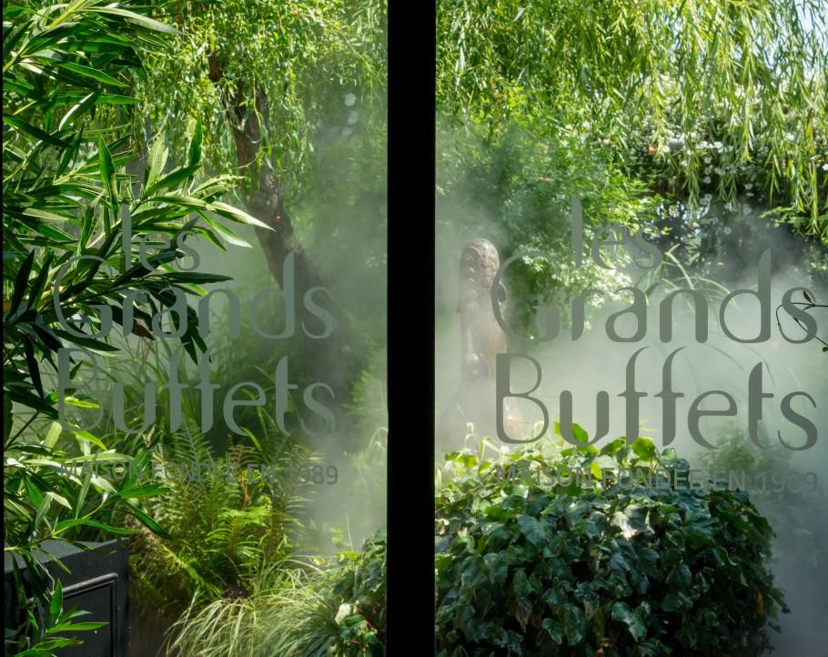 Déjeuner aux Grands Buffets à Narbonne