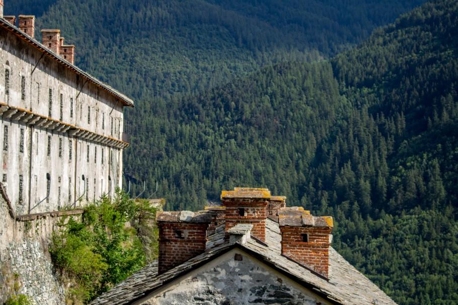 fort italie fenestrelle