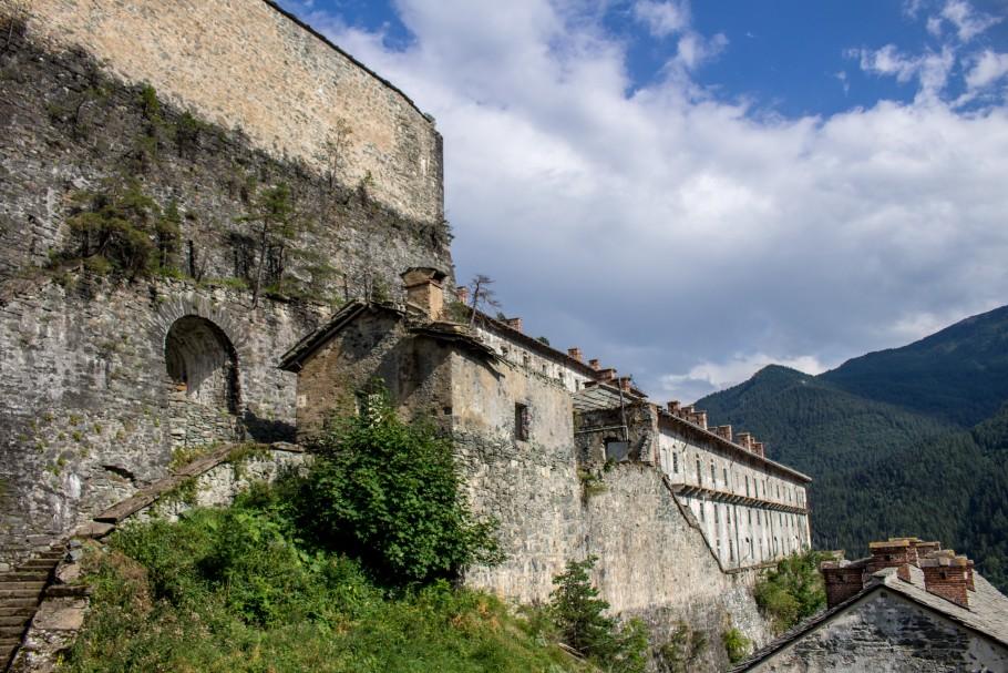 forteresse fenestrelle italie