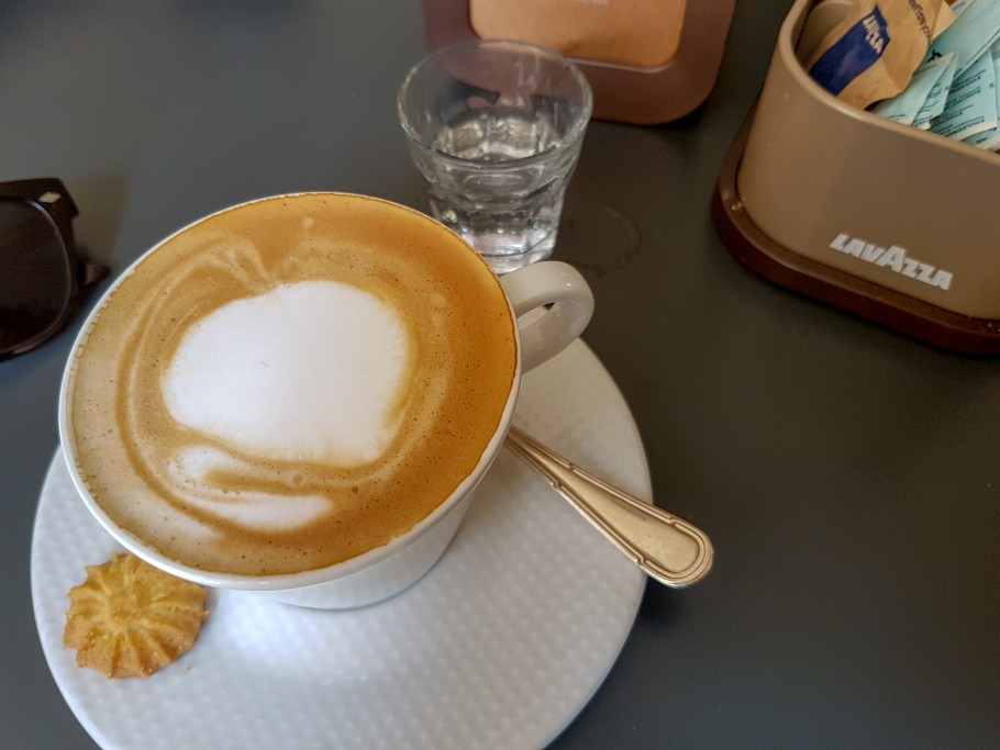 meilleur cappuccino italie