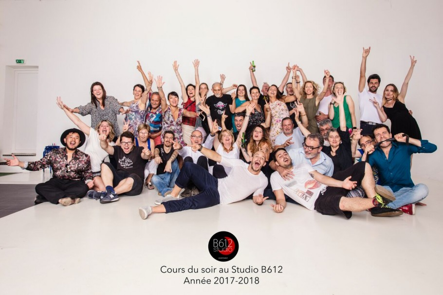 cours de photo studioB612