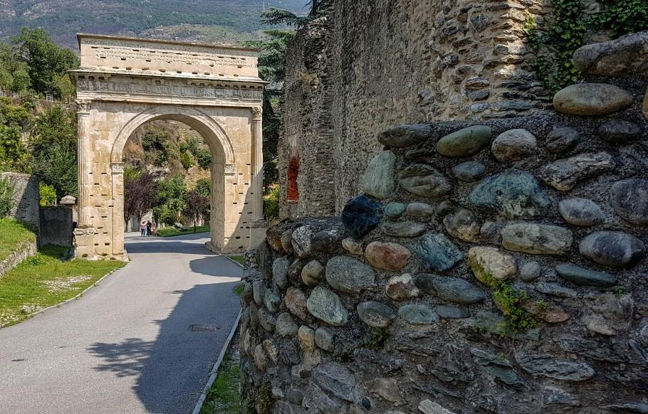 vestiges romains italie