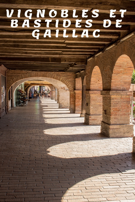 Bastides et vignobles de Gaillac